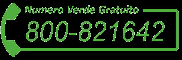 digifin numero verde